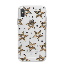 Iphone XS Max - Rebell Stars Transparant