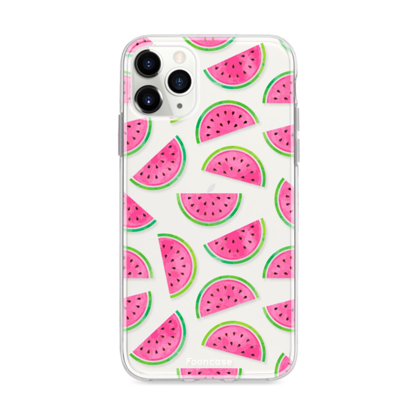 FOONCASE Iphone 11 Pro Max Handyhülle - Wassermelone