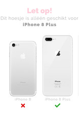 FOONCASE Iphone 8 Plus Handyhülle - Ice Ice Baby