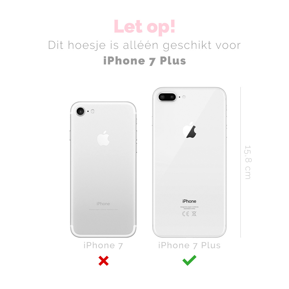 Iphone 7 Plus Handyhülle - Rebell Girls