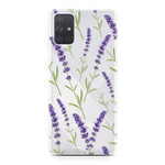 Samsung Galaxy A51 - Purple Flower