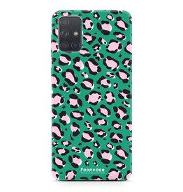 Samsung Galaxy A51 - WILD COLLECTION / Groen