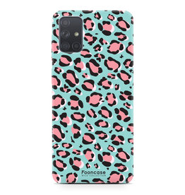 Samsung Galaxy A51 - WILD COLLECTION / Blau
