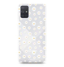 Samsung Galaxy A71 - Handyhülle Gänseblümchen