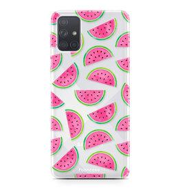 Samsung Galaxy A71 - Wassermelone