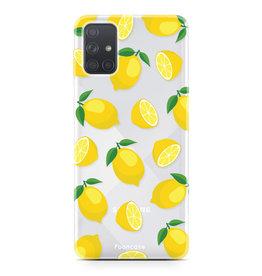 Samsung Galaxy A71 - Lemons