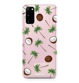 FOONCASE Samsung Galaxy S20 - Coco Paradise