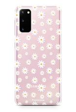 FOONCASE Samsung Galaxy S20 Handyhülle Gänseblümchen