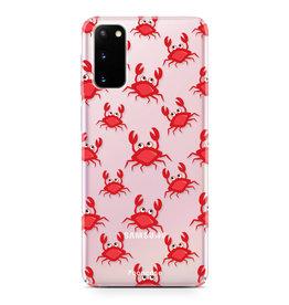 FOONCASE Samsung Galaxy S20 - Crabs