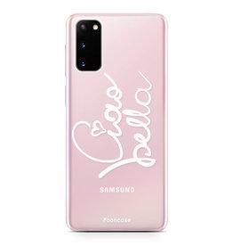 FOONCASE Samsung Galaxy S20 - Ciao Bella!