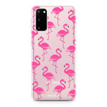 FOONCASE Samsung Galaxy S20 - Flamingo