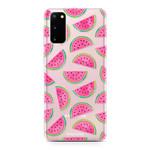 FOONCASE Samsung Galaxy S20 - Watermeloen