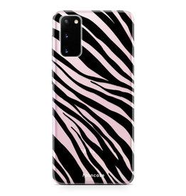 FOONCASE Samsung Galaxy S20 - Zebra
