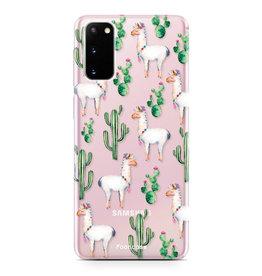 FOONCASE Samsung Galaxy S20 - Alpaca