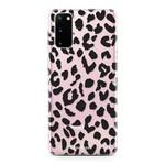 FOONCASE Samsung Galaxy S20 - Leopard
