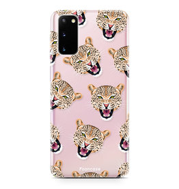 FOONCASE Samsung Galaxy S20 - Cheeky Leopard