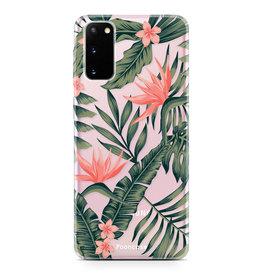 FOONCASE Samsung Galaxy S20 - Tropical Desire