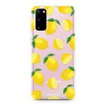 FOONCASE Samsung Galaxy S20 - Lemons