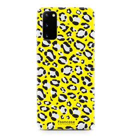 FOONCASE Samsung Galaxy S20 - WILD COLLECTION / Yellow
