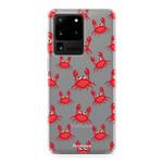 FOONCASE Samsung Galaxy S20 Ultra - Crabs