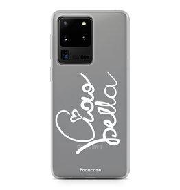 FOONCASE Samsung Galaxy S20 Ultra - Ciao Bella!