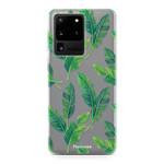 FOONCASE Samsung Galaxy S20 Ultra - Banana leaves