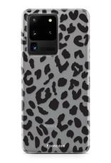 FOONCASE Samsung Galaxy S20 Ultra Handyhülle - Leopard