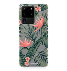 FOONCASE Samsung Galaxy S20 Ultra - Tropical Desire