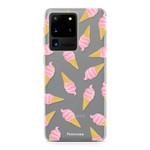 FOONCASE Samsung Galaxy S20 Ultra - Ice Ice Baby