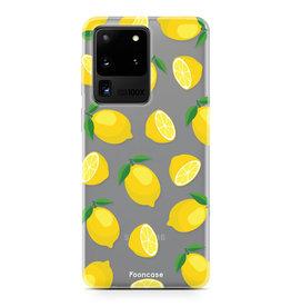 FOONCASE Samsung Galaxy S20 Ultra - Lemons