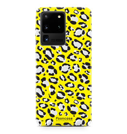FOONCASE Samsung Galaxy S20 Ultra - WILD COLLECTION / Yellow