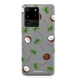 FOONCASE Samsung Galaxy S20 Ultra - Coco Paradise