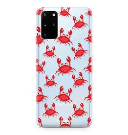 FOONCASE Samsung Galaxy S20 Plus - Crabs