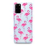 FOONCASE Samsung Galaxy S20 Plus - Flamingo