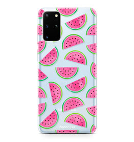 FOONCASE Samsung Galaxy S20 Plus - Watermeloen