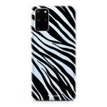 FOONCASE Samsung Galaxy S20 Plus - Zebra