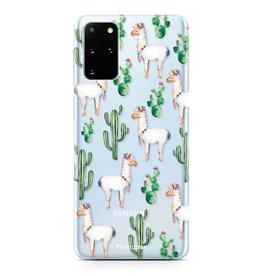 FOONCASE Samsung Galaxy S20 Plus - Alpaca