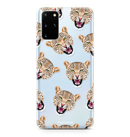 FOONCASE Samsung Galaxy S20 Plus - Cheeky Leopard