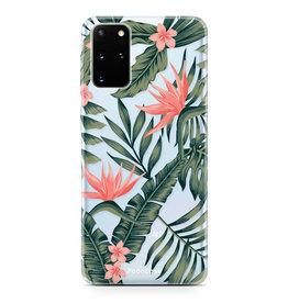 FOONCASE Samsung Galaxy S20 Plus - Tropical Desire