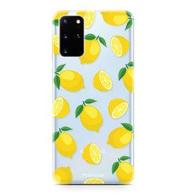 FOONCASE Samsung Galaxy S20 Plus - Lemons