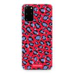 FOONCASE Samsung Galaxy S20 Plus - WILD COLLECTION / Red