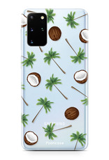 FOONCASE Samsung Galaxy S20 Plus Handyhülle - Coco Paradise