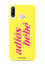 FOONCASE Huawei P30 Lite Handyh√ºlle - Adiós Bébé ☀