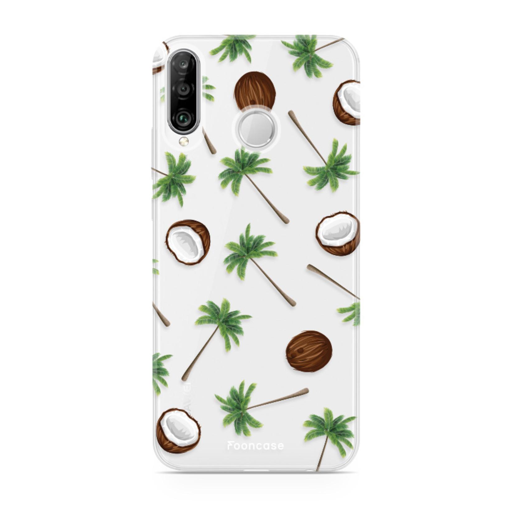 FOONCASE Huawei P30 Lite Handyhülle - Coco Paradise