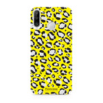 FOONCASE Huawei P30 Lite - WILD COLLECTION / Yellow