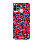 FOONCASE Huawei P30 Lite - WILD COLLECTION / Red