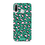FOONCASE Huawei P30 Lite - WILD COLLECTION / Green