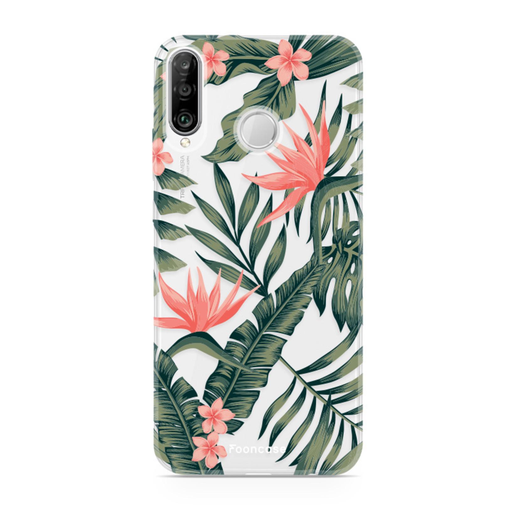 FOONCASE Huawei P30 Lite - Tropical Desire