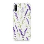 FOONCASE Huawei P30 Lite - Purple Flower