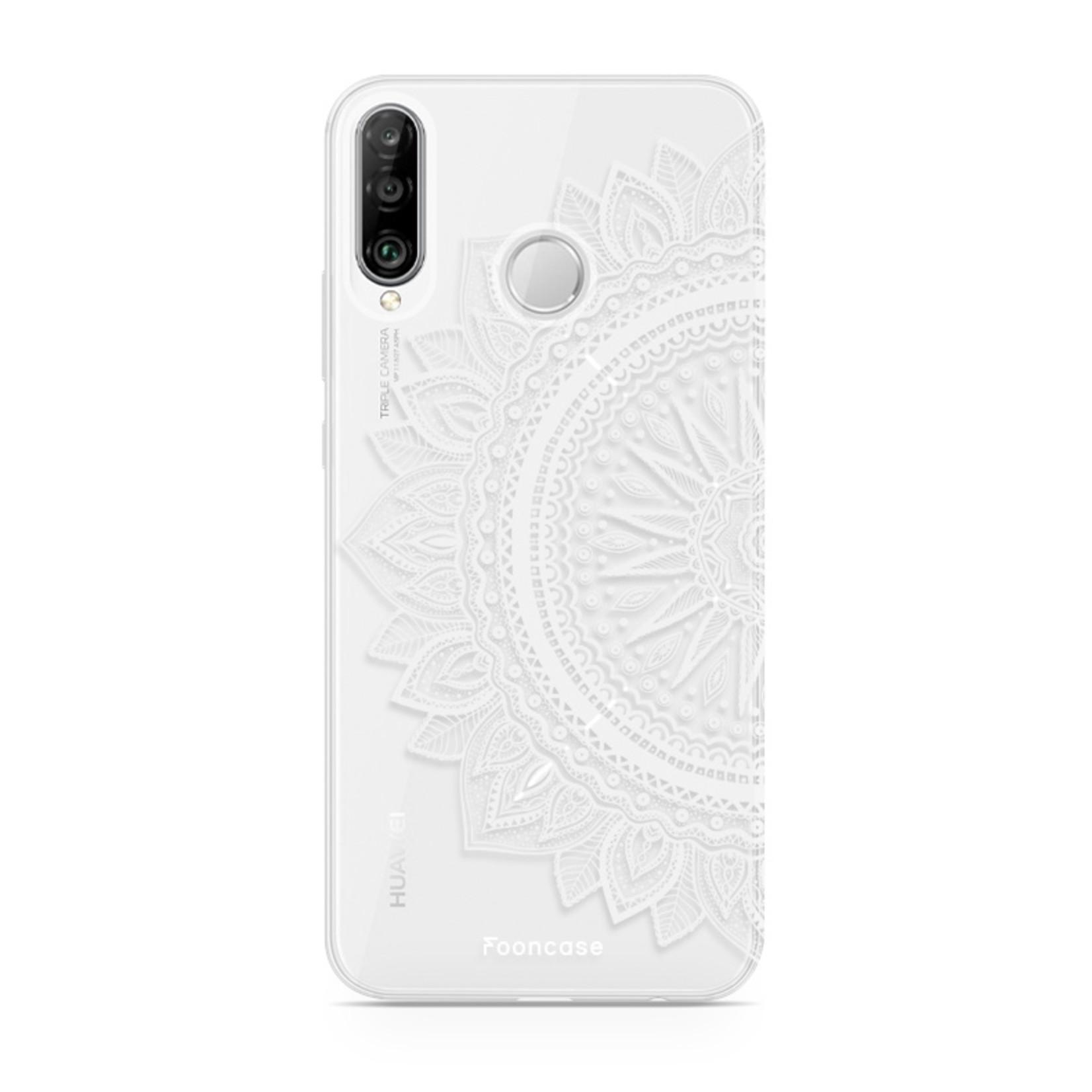 FOONCASE Huawei P30 Lite Handyhülle - Mandala